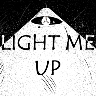 Logo del grupo LIGHT ME UP.