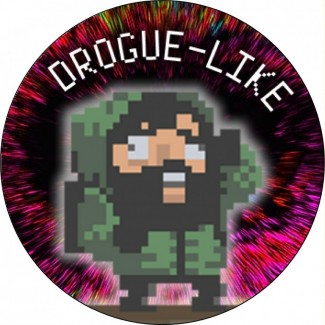 Logo del grupo Drogue-Like